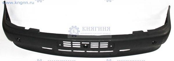 Бампер передний Г-3302 (черный)