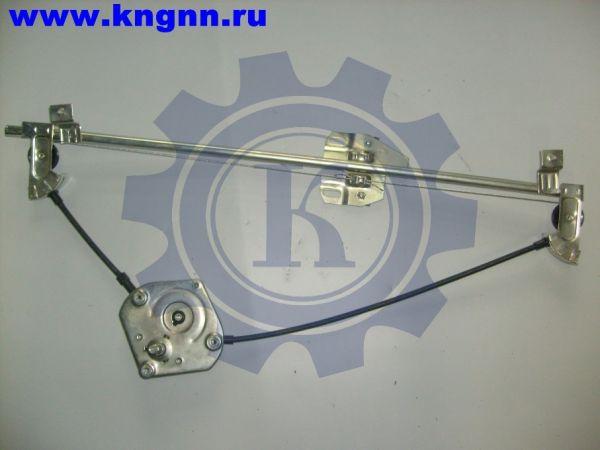 Стеклоподъемник Г-3302 правый (Димитровград) с пластиной
