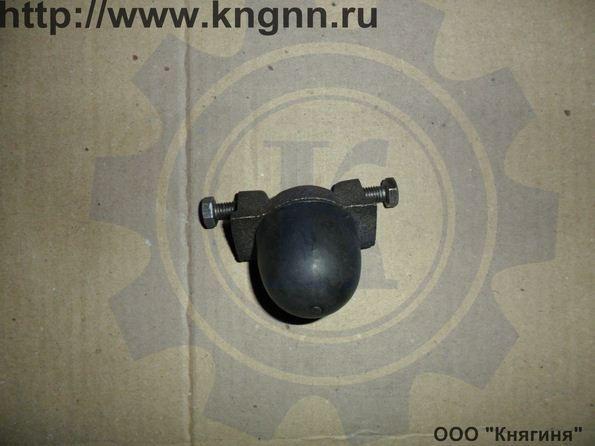 Отбойник передней подвески верхний в сборе Волга
