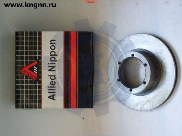 Диск переднего тормоза Г-3302 ALLIEND NIPPON