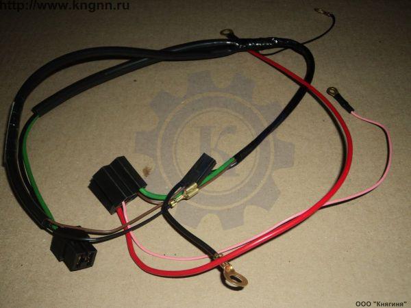 Автопроводка-жгут Г -3110 электровентилятора (38,3780 Калуга)