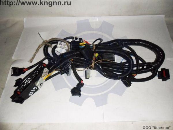 Автопроводка-жгут блока управления Газель (405 Е-3) 2009