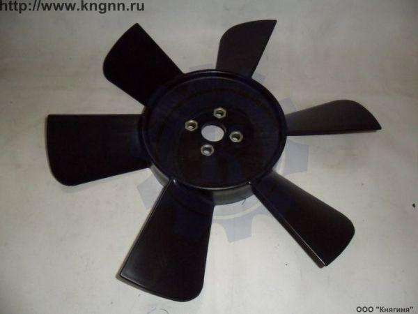 Крыльчатка вентилятора Г-3302  6 лопастей  ГАЗ