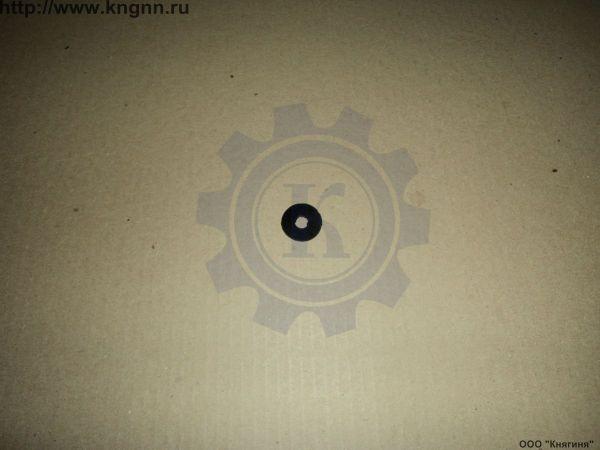 Прокладка г/натяжителя шумоизол. ЗМЗ-406 резина