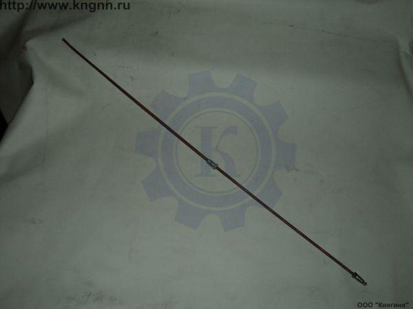 Трубка тормозная Г-3302 задняя левая (75см)
