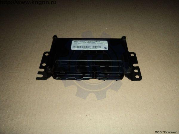 Блок управления Г-3302 М-11 40522 Е-2 ( с огранич.скорости 130 км/ч)