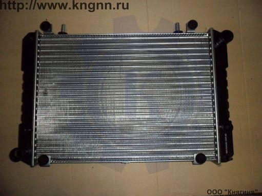 Радиатор Г-2217 2х рядный алюминий