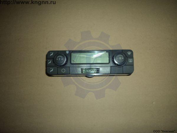 Блок управления отопителем Г-31105 ж/к