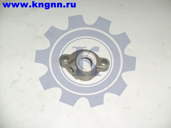 Патрубок дросселя ЗМЗ-405,-409 ЕВРО-3