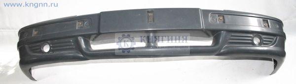 Бампер передний Г-31105 неокрашенный