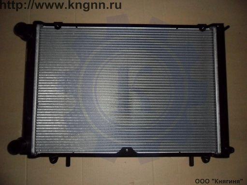 Радиатор Г-2217 2х ряд. алюмин. УМЗ,Крайслер