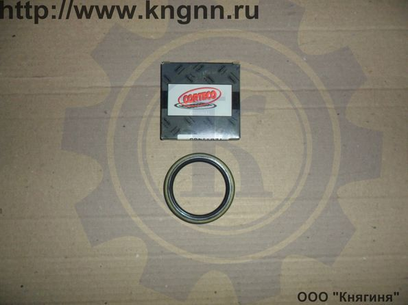 Сальник к/вала ЗМЗ-406, Г-560 передний CORTECO
