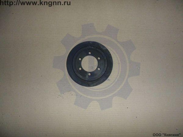 Шкив привода вентилятора УМЗ ремень 13х