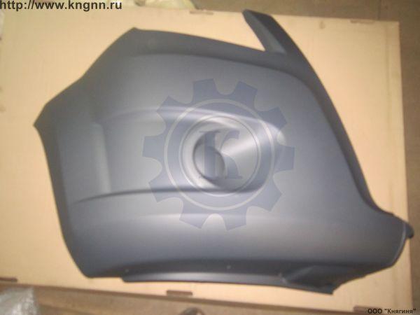 Боковина переднего бампера Газель NEXT левая