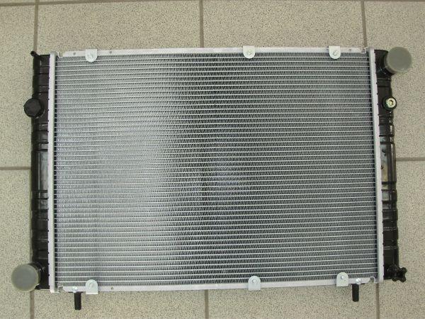 Радиатор Г-3110 алюминий 2х рядный