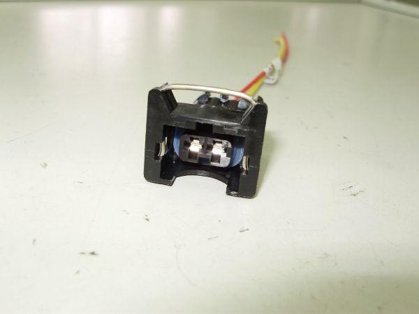 Разъем (010) на форсунку, датчика температуры ЗМЗ 406