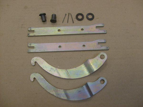 Планки распорные задних колодок В-06