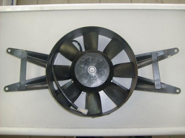 Электровентилятор ЗМЗ-402 Г-3110 в сборе