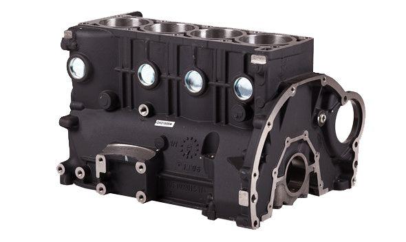 Блок двигателя ЗМЗ-405,409