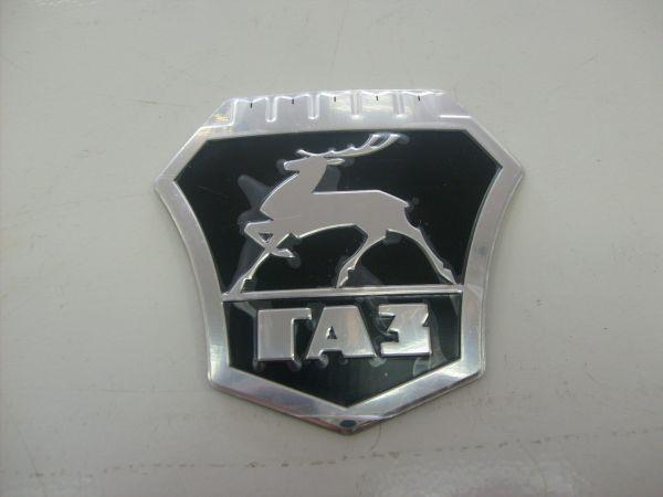 Эмблема облицовки радиатора Газель Бизнес