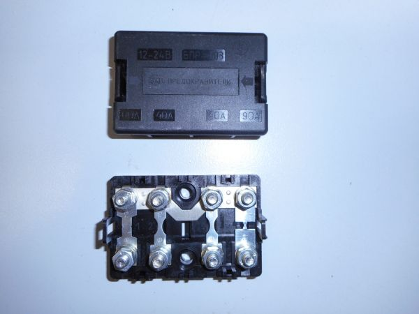 Блок предохранителей УАЗ (БПР-4.03)