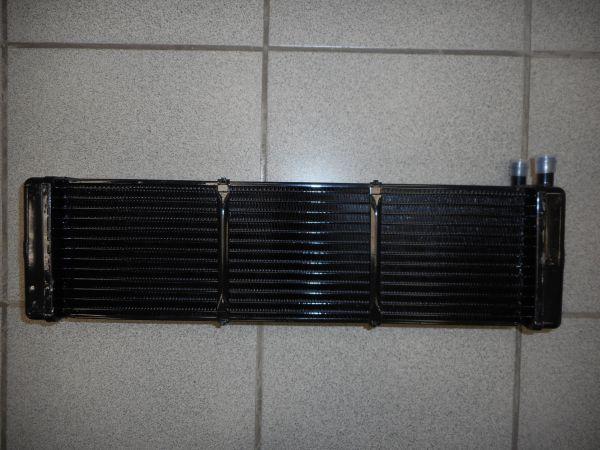 Радиатор отопителя УАЗ-452 (медный) 3х рядн.Ф16 прям.