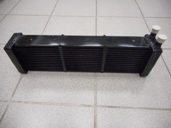 Радиатор отопителя УАЗ-452,-3151 (медный) 3х рядн.Ф20 прям.