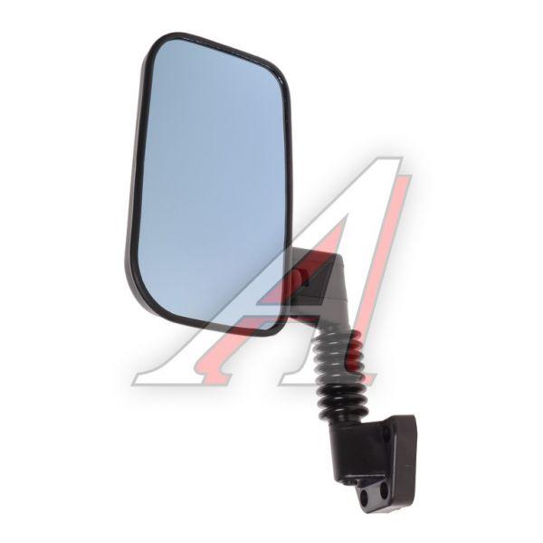 Зеркало УАЗ-469 пластмасс н/о левое тонированное