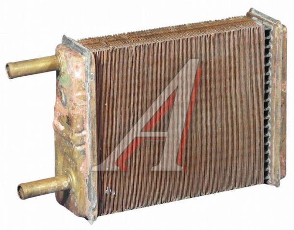 Радиатор отопителя Г-3302 (медный) 2х рядн.Ф16