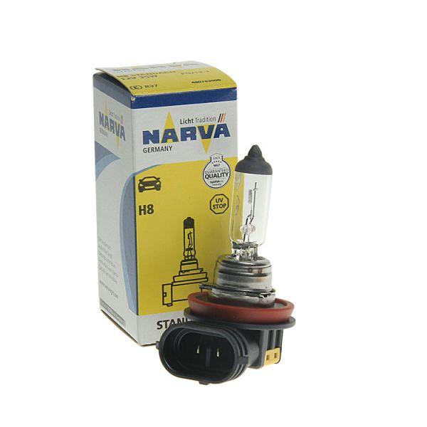 Лампа Н8 12v 35w NARVA (PGJ19-1)