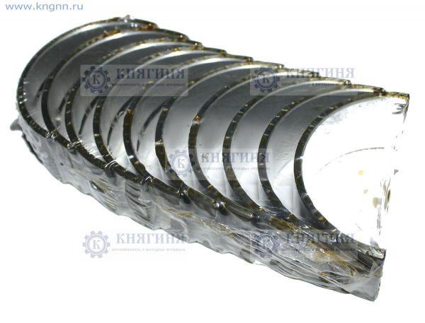 Вкладыши коренные ЗМЗ-406  0,5 Заволжье
