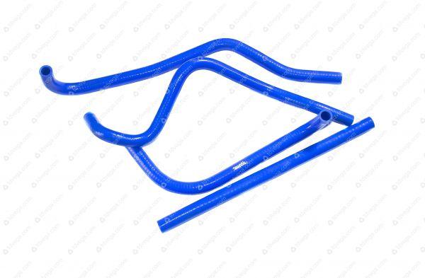 Шланги отопителя УАЗ-Патриот (с 2012 г.) 4 шт.силикон