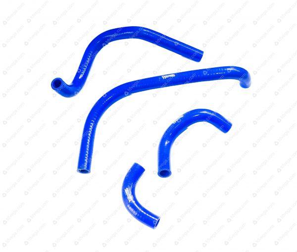 Шланги отопителя УАЗ-Патриот (до 2012 г.) 4 шт.силикон