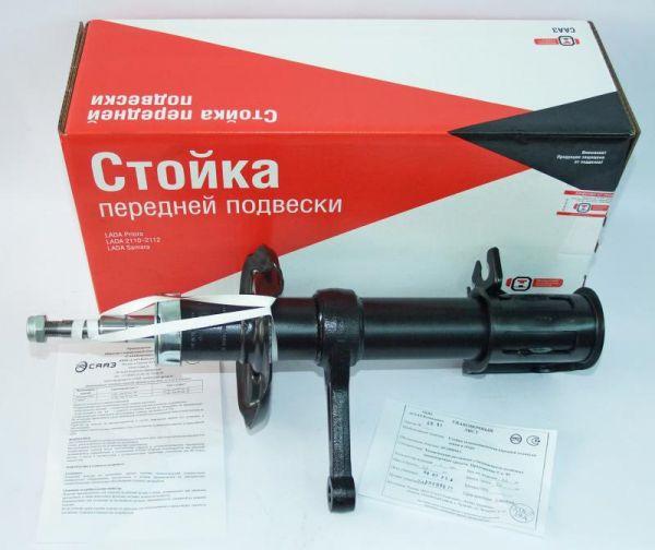 Стойка передняя В-2170 левая газ СААЗ