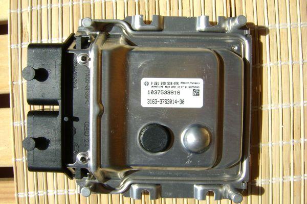 Блок управления УАЗ-3163 409  BOSCH 0 261 S09  538