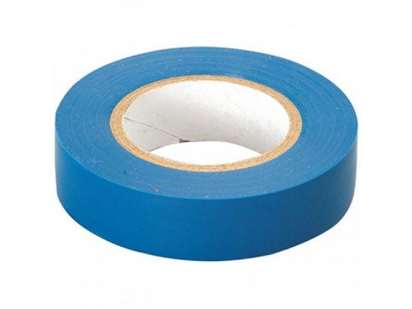 Изолента ПВХ синяя