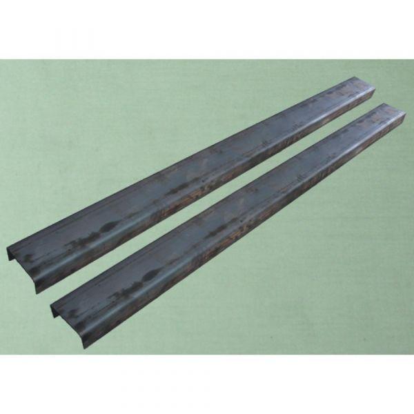 Усилитель рамы Г-3302 задний длинный (к-т 2шт.)