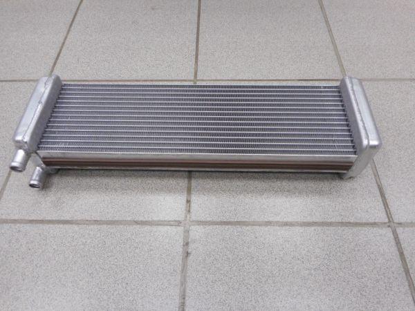 Радиатор отопителя УАЗ-452 (аллюминий) Ф18 прям.