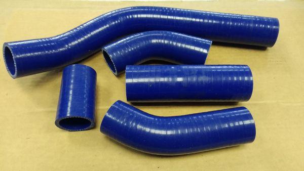 Патрубки радиатора Г-3302 УМЗ-4215,-4216 силикон