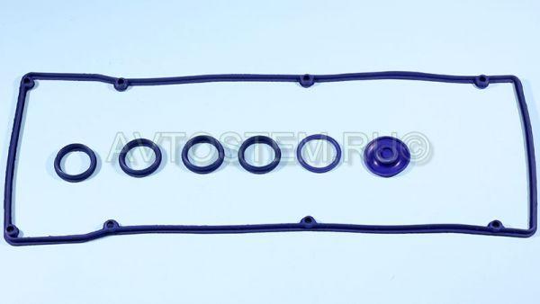 Р/к крышки клапанов ЗМЗ-405 Е-3 полный силикон