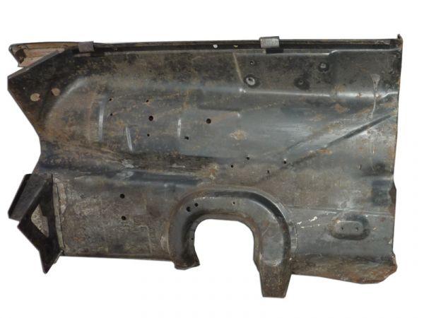 Брызговик двигателя Г-24 правый